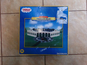 Bachmann Trains Thomas and Friends Tidmouth Sheds HO 45236 (Please read)