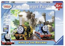 Ravensburger Thomas and Friends: King Of The Railway - Puzzle (100-Piece)
