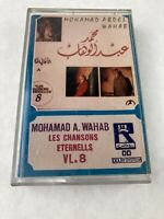Mohamad A. Wahab Les Chansons Eternells Vl 8 Dolby System Tape