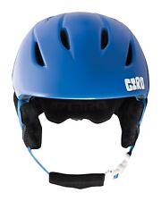 Youth Kids Junior Giro Launch Ski Snow Snowboard Helmet Red Glow Camo XS/S