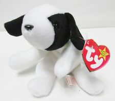 Ty Beanie Baby Spot SUPER RARE Dog, PRISTINE w/MINT 4th Gen Swing Tag, 4th Tush