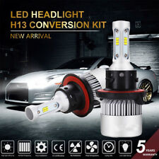 H13 9008 Car LED Headlight Conversion Kit 1050W 153000LM HI/LO Beam Bulb 6000K L