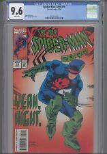 Spider-Man 2099 #19 CGC 9.6 1993  Peter David Story: New Frame