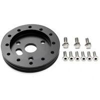Car 0.5'' 1/2'' Hub for 6 Hole Steering Wheel to fit Grant APC 3 Hole Adapter