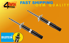 2x BILSTEIN FRONT Shock Absorbers DAMPERS BMW 6 SERIESS E63 E64  630-650