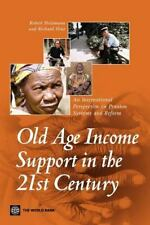 Old-Age Income Support in the 21st Century: An International Perspective on