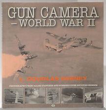Gun Camera World War II aerial photography bombers shot from sky first edition