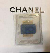 "Chanel Ombre Couture Eye Colour ""Blue Ash""  Shadow tester  new rare"