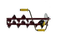 "**New Nils USA Velocity Cordless Folding Convertible Ice Auger 4.5"" UR450CF"