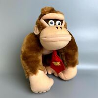"Rare 1999 Donkey Kong Vintage Plush Doll TAKARA 12"" 31cm Nintendo game japan NES"