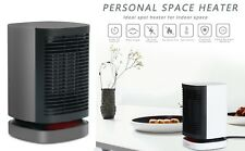 New Ceramic Electric Space Heater Auto Oscillation Fan Heat Office Room Kitchen