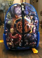 Marvel Avengers End Game Backpack With Lights New