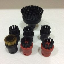 Karcher sc  steam cleaner brush nozzles set