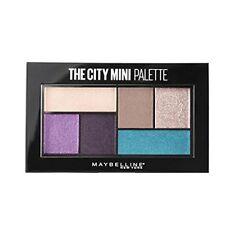 Maybelline New York City Mini Palette Eye shadow Graffiti Pop 6.1grams