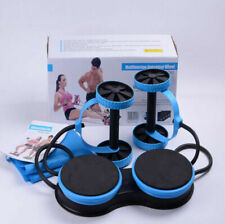 Revoflex Xtreme Total Body Gym Abdominal Resistance Exercise Abs Roller Trainer