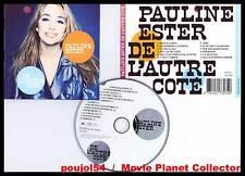 """PAULINE ESTER """"De L'Autre Coté"""" (CD) 1992"""