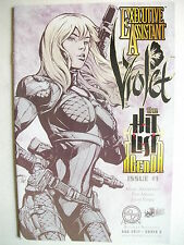 EXECUTIVE ASSISTANT: VIOLET # 1 (1:10 VARIANT COVER C), NM