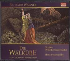 ██ OPER ║ Richard Wagner ║ DIE WALKÜRE ║ Hans Swarowsky ║ 4CD