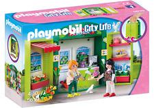 PLAYMOBIL 5639 City Life - Coffret Portable La boutique du  Fleuriste