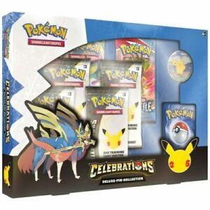 Pokemon Celebrations 25 Jahre Produkte Kollektion Auswahl DE/EN - NEU AUF LAGER!