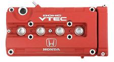 HONDA GENUINE OEM B18C B16B INTEGRA TYPE R DC2 RED VALVE COVER☆12310-P73-J00