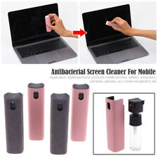 Portable Mobile Computer Tablet PC Screen Cleaner Kit Cleaner Spray SquareKC