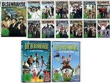 "15 DVDs * DIE OLSENBANDE - 13 + 2 FILME IM FAN SET # NEU OVP & """