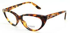 New VUARNET 060 Brown & Black Tortoise Retro Sixties Cat Eye frame Glasses Women