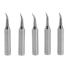 5pcs 900M-T-TS Lead-free Soldering Tools Iron Tips for Hakko Rework Station New