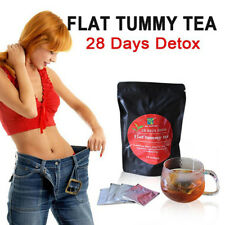 UK_ 28 Days Detox Weight Loss Tea Health Diet Slimming Aid Burn Fat Thin Belly H