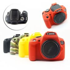 Silicone Protective Camera Body Cover Case Skin Bag for Canon 90D 1500D 850D 77D