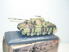 IXO ALTAYA 1:43, char PANTHER ausf A grossdeutschland  militaire ref: 105