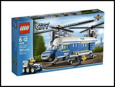 LEGO City Police Heavy-Lift Helicopter 4439 Age 6-12  - 393 Pieces