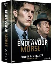 Endeavour Morse - Box Seizoen 1-6 incl Pilot (14 DVD MegaPack)