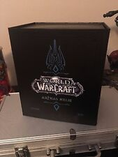 World of WarCraft Arthas Lich King Helm Sideshow Collectibles NEW IN SEALED BOX!