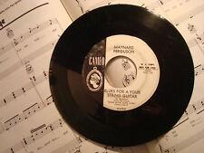 Maynard Ferguson -GROOVE /BLUES FOR A FOUR STRING GUITAR 45 rpm  (DJ copy) VG