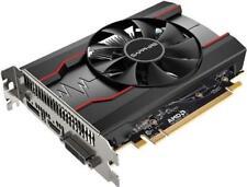 Sapphire RX 550 Pulse Radeon 4 GD5, 4GB GDDR5, DVI,HDMI, DisplayPort,Grafikkarte