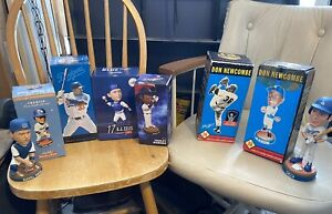 Dodgers SGA Bobbleheads Lot of 8 Dodgers Die Hard Fan Collectible Don Newcombe