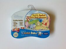 NEW Disney V. Smile Baby V tech Winnie the Pooh Smartridge 9-36 mo