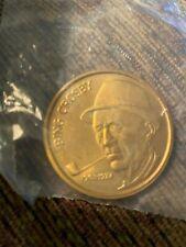 Bing Crosby - Statue Unveiling Souvenir Coin - 1981 Still in plastic