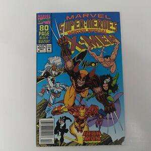 Marvel Super-heroes Winter Special #8 1991 1st App Of Squirrel Girl