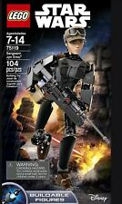 LEGO STAR WARS Sergeant Jyn Erso 75119 buildable figures 104 piece