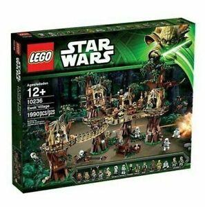 Lego Star Wars - EWOK VILLAGE - 10236 - BNISB - $50 Discount on Pickup!