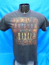 Northwest Harley Davidson Milwaukee Iron, 100 Years M Medium T-Shirt