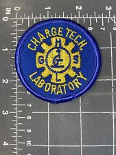 Laboratory Charge Tech. Patch Medical Scientist Technician Technologist Ghs Ghsl