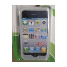 Coque de protection souple en silicone anti-choc ipod/iphone 4G - NEUF