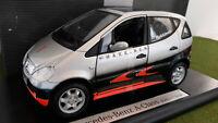 MERCEDES-BENZ A-CLASS F1 DESIGN HAKKINEN 1/18 MAISTO B66960224 voiture miniature