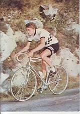 CYCLISME carte cycliste PATRICK BEON équipe PEUGEOT- ESSO