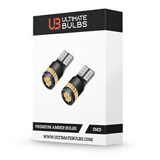 Seat Ibiza MK4 6L - Super Bright Side Indicator Amber - 24 SMD LED Bulbs - Ca...