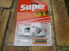 MATCHBOX SUPERFAST SUPER GT FORD Groupe 6 état neuf blister jamais ouvert